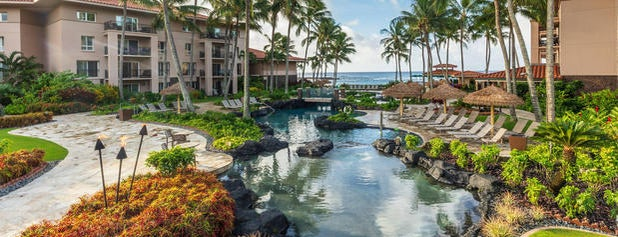 Marriott's Waiohai Beach Club is one of Kauai's Most Memorable.