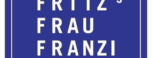 Fritz's Frau Franzi is one of Dusseldorf.