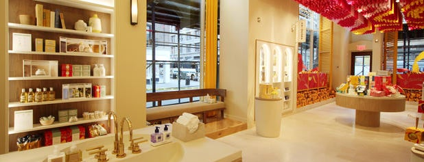 L'Occitane en Provence is one of New York.