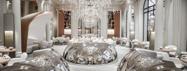 Restaurant Alain Ducasse is one of Restaurantes destacables.