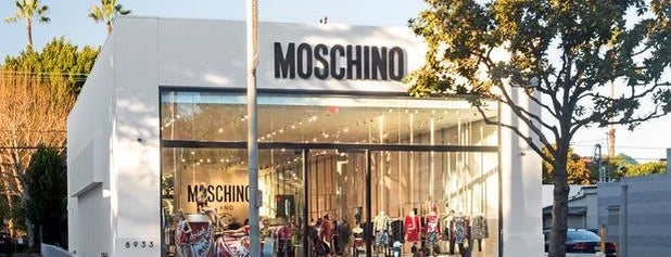 Moschino Los Angeles is one of 2018 VACATIONS.
