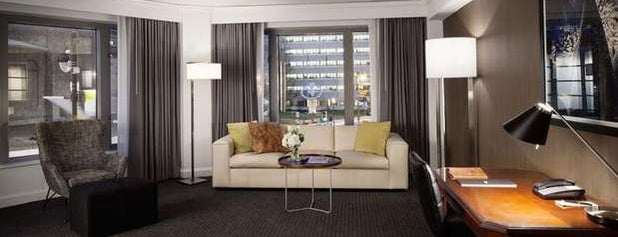 The Logan Philadelphia, Curio Collection by Hilton is one of Places I've stayed.