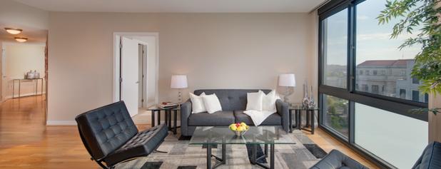 Newseum Residences is one of Washington, DC Wish List.