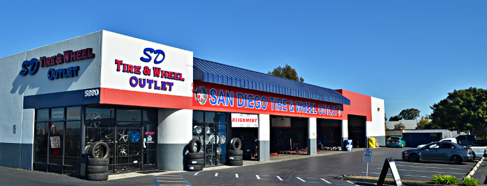 San Diego Tire & Wheel Outlet is one of San Diego.
