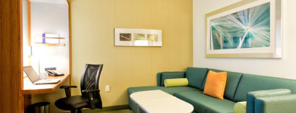 SpringHill Suites by Marriott Bellingham is one of Lieux qui ont plu à MNZ.