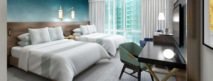 Carte Hotel San Diego Downtown, Curio Collection by Hilton is one of Curio By Hilton.