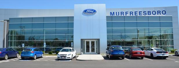 Ford of Murfreesboro is one of Posti che sono piaciuti a Hans.