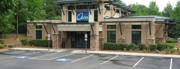 Georgia's Own Credit Union is one of Guide to N.Fulton best spots.