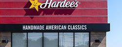 Hardee's is one of Locais salvos de Joshua.