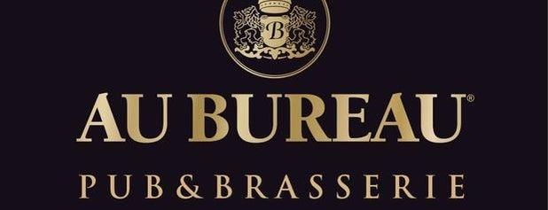 Au Bureau is one of Mulhouse.