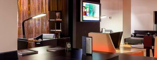 AC Hotel Ciudad de Pamplona is one of hoteles - alojamiento.