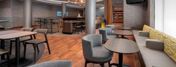 SpringHill Suites Potomac Mills Woodbridge is one of Lieux qui ont plu à Jake.