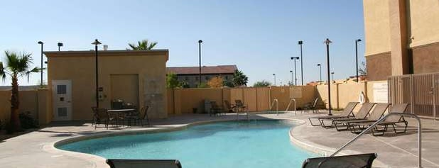 Hampton Inn & Suites Barstow is one of Hotels.