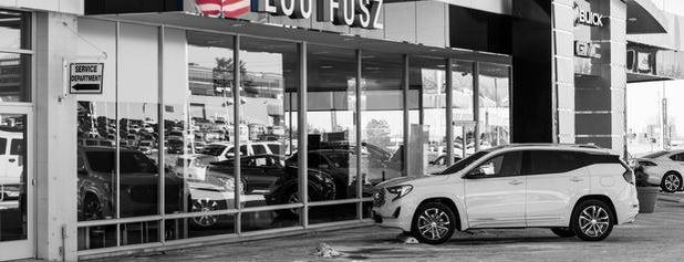 Lou Fusz Buick GMC is one of Charles 님이 좋아한 장소.
