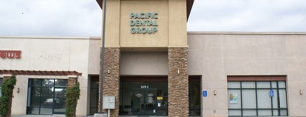 Pacific Dental Group and Orthodontics is one of Lugares favoritos de Ashley.