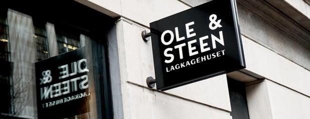 Ole & Steen is one of Restaurants London.