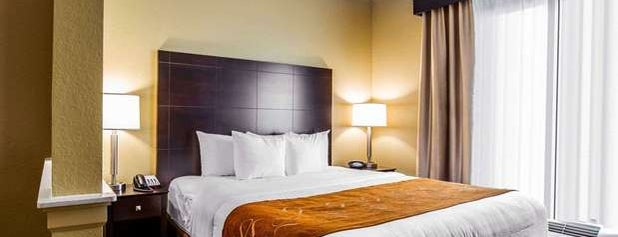 Comfort Suites Northwest - Cy - Fair is one of Syさんのお気に入りスポット.
