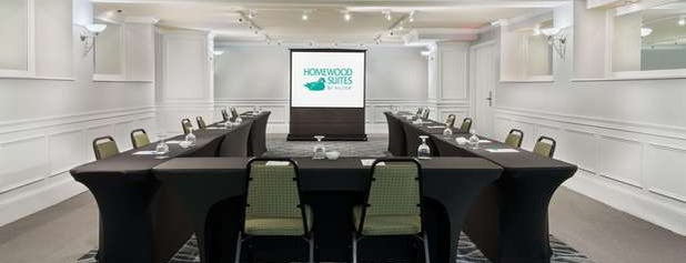 Homewood Suites by Hilton Raleigh-Durham AP/Research Triangle is one of Top picks for Fast Food Restaurants.