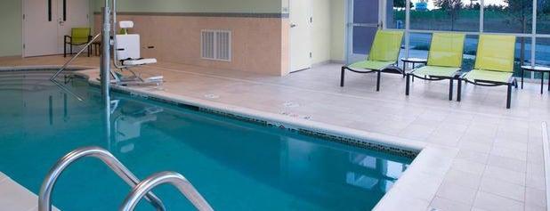SpringHill Suites by Marriott Kansas City Lenexa/City Center is one of Posti che sono piaciuti a Vilje.