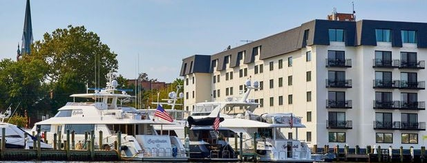 Annapolis Waterfront Hotel, Autograph Collection is one of Resorts.