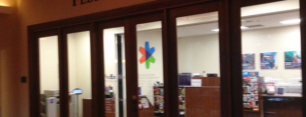 FedEx Office Print & Ship Center is one of I've Been Here.