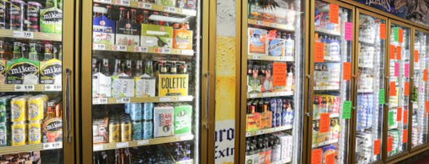 The Bottle Barn is one of Liquor Stores.