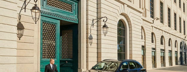 InterContinental Lyon - Hotel Dieu is one of Christophe 님이 좋아한 장소.