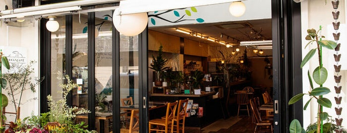 SEKAI CAFE is one of Tokyo.