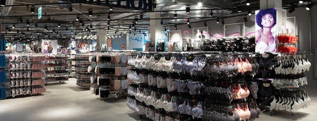 Primark is one of Münih.