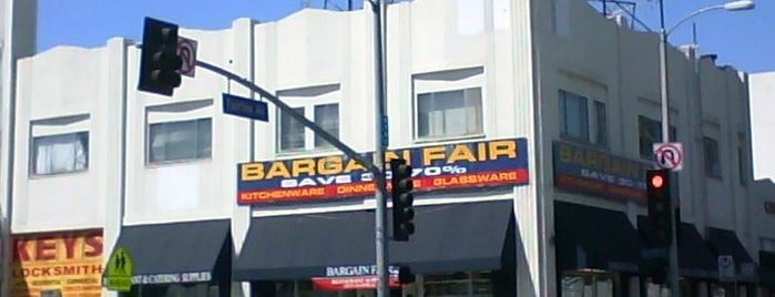 Bargain Fair is one of Los Angeles.