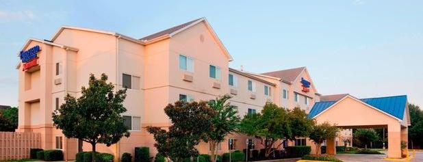Fairfield Inn & Suites Houston I-10 West/Energy Corridor is one of Hmm!.