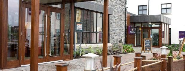 Premier Inn Lisburn is one of Posti che sono piaciuti a Deniz.