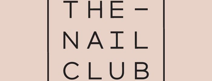 The Nail Club is one of London 2.0.