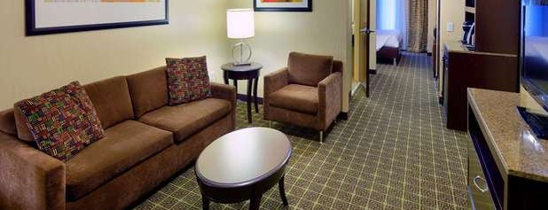 Hilton Garden Inn Springfield is one of Lieux qui ont plu à Kory.
