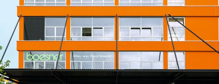 boesner GmbH - München is one of Munich.