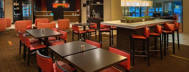 Courtyard Oxnard Ventura is one of AT&T Wi-Fi Hot Spots - Hospitality Locations.
