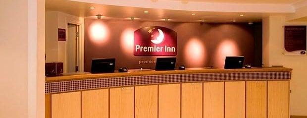 Premier Inn Norwich Nelson City Centre is one of Lugares favoritos de Paul.
