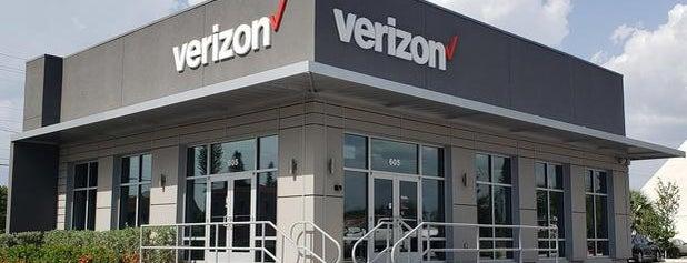Verizon Authorized Retailer — Cellular Sales is one of Locais curtidos por mark.