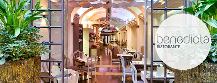 Ristorante Benedicta is one of Florence.