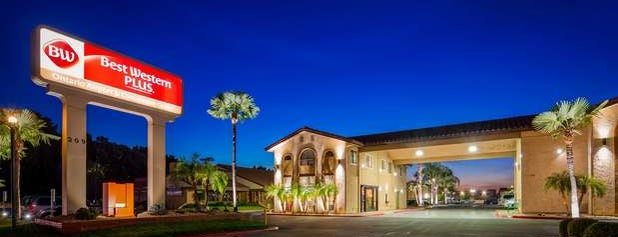 Best Western Plus Ontario Airport & Convention Center is one of Posti che sono piaciuti a Efrosini-Maria.