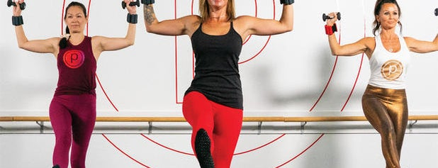 Pure Barre Hillcrest is one of Southern California (CA).