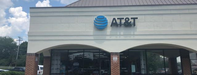 AT&T is one of AT&T Spotlight on Charlotte, NC.