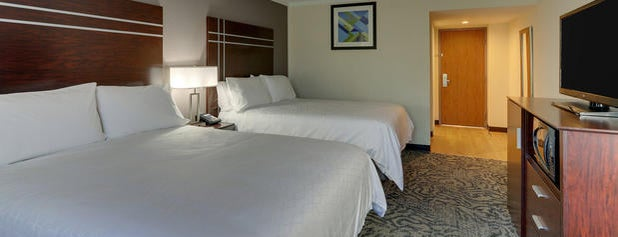 Holiday Inn Express Aberdeen-Chesapeake House is one of Great Hotel stays in Harford County.