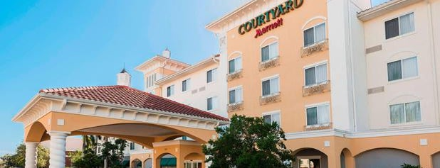 Courtyard Fort Myers at I-75 and Gulf Coast Town Center is one of Hopster's Hotels.