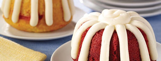 Nothing Bundt Cakes is one of Bakery.