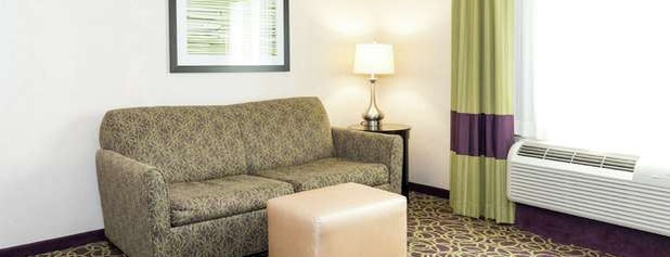 Hampton Inn & Suites is one of 2017.