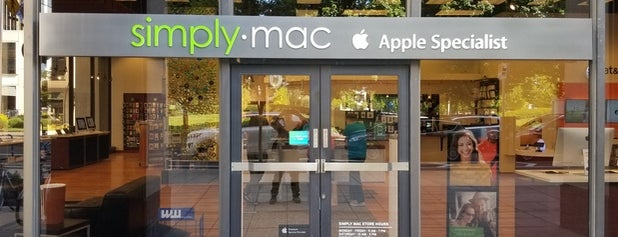 Simply Mac is one of Portland.