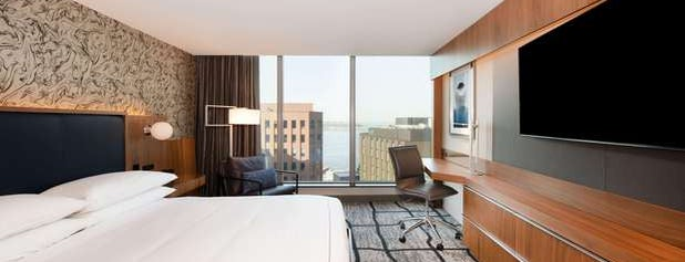 The Charter Hotel Seattle, Curio Collection by Hilton is one of Places I've stayed.
