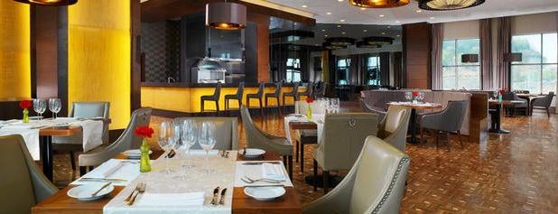 Sheraton Grand Samsun Hotel is one of Karadeniz'in en iyi 10 oteli.