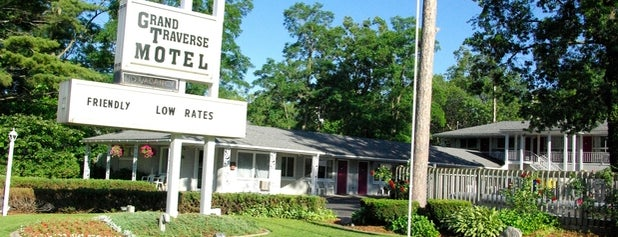 Grand Traverse Motel is one of Traverse City, MI.